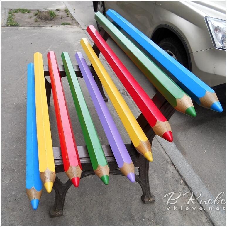 چگونه میتوان با مداد رنگی 10 دکور منزل متفاوت خلق کرد