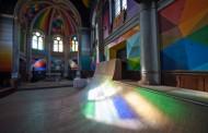 وقتی که یک کلیسا را به دست یک هنرمند میسپارند؟!!!