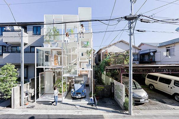 10 خانه های غیر معمول در جهان