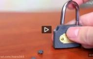 به هر قفلی اعتماد نکنید; مخصوصا قفل چینی!