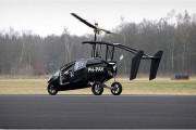 ماشین پرنده واقعی که واقعا پرواز میکند