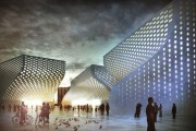 کانسپت طراحی مسجد و موزه تیرانا در آلبانی + فیلم
