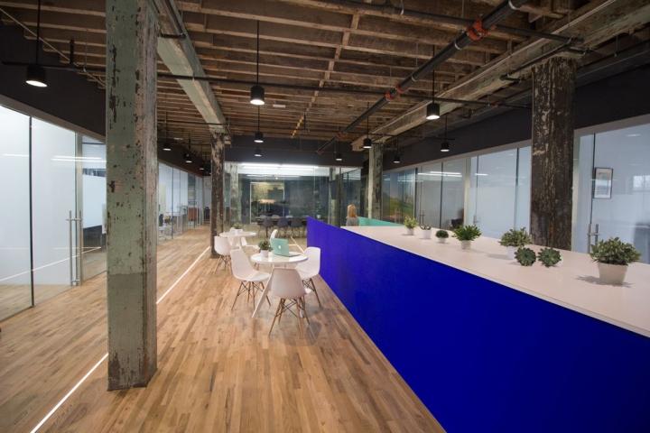 دفترکاری متفاوت در نیویورک