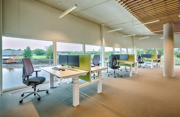 تترا ساختمان اداری برای موسسه تحقیقاتی Deltares
