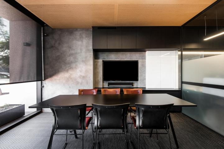 دفتر معماری Hillam با معماری ای متفاوت; استرالیا