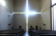 طراحی متفاوت یک کلیسا در ژاپن/ فیلم