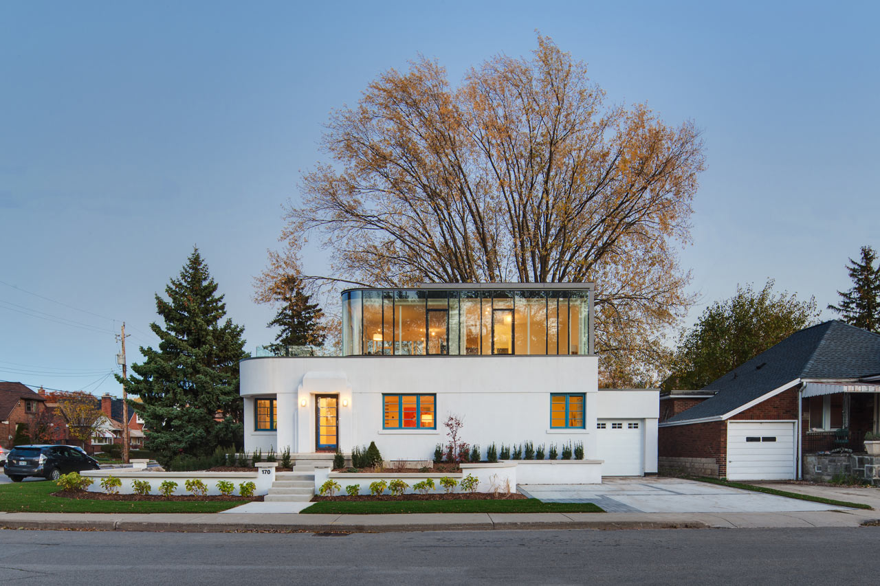 An Art Deco Home Brought Back From Ruin