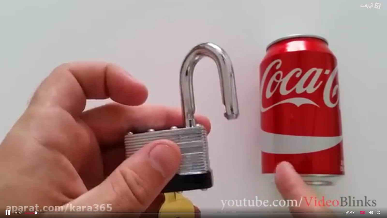 چرا قفلهای آویزی از امنیت ضعیفی برخوردارند!
