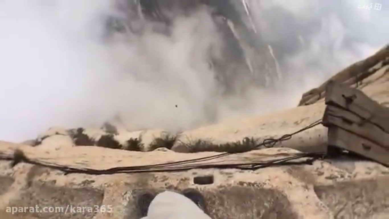 اگر جرات عبور از گذرگاه مرگ را دارید این ویدئو را ببینید