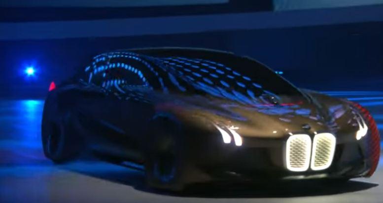 رونمایی از BMW 2016 + فیلم / بخش اول