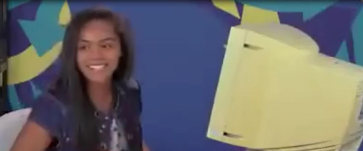 واکنش نوجوانان به رایانه قدیمی و ویندوز 95!! + فیلم