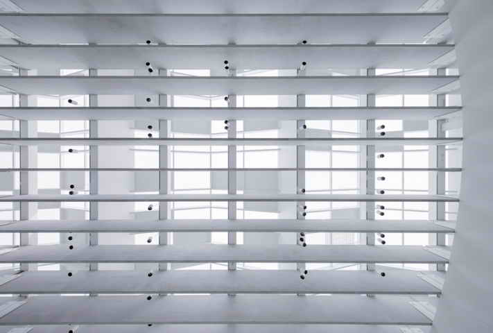 موزه شیشه ای کورنینگ در نیو یورک