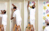 چگونه پوستر دیواری را نصب کنیم؟